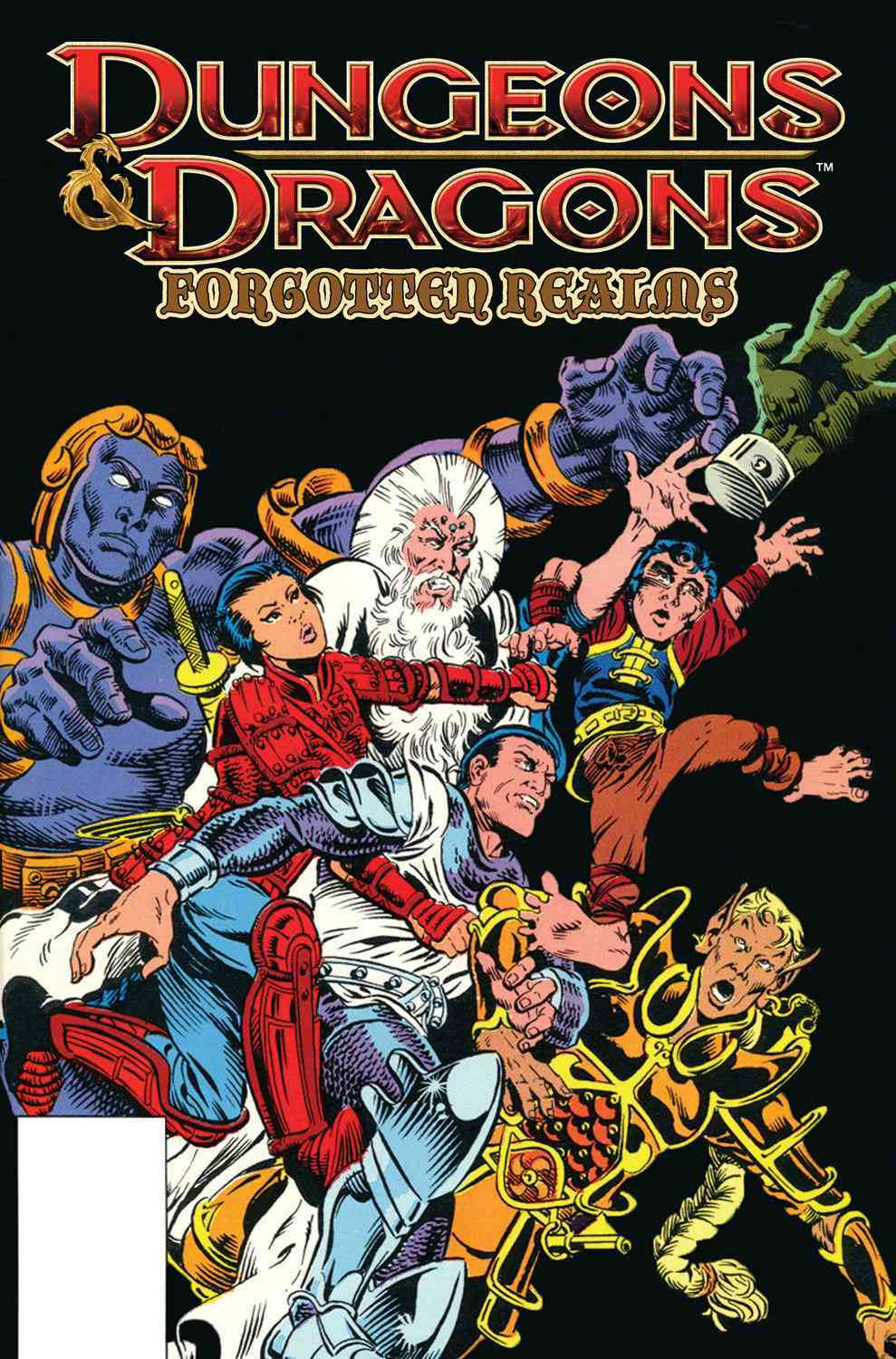 Dungeons & Dragons 1: Forgotten Realms Classics (Paperback)