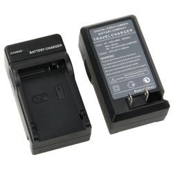 Compact Battery Charger Set for Canon LP-E8