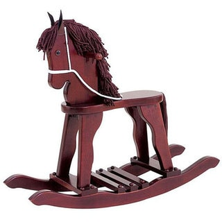 KidKraft Cherry Derby Rocking Horse