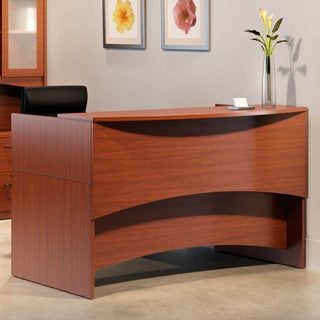 Mayline Brighton Stain-Resistant Reception Desk