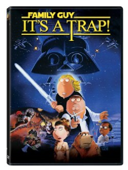 Family Guy: It's A Trap! (DVD)