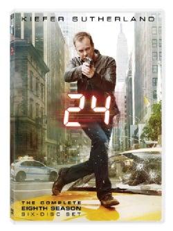 24: Season 8 (DVD)