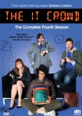 The IT Crowd: The Complete Season 4 (DVD)