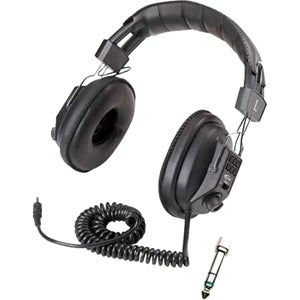 Califone Switchable Stereo/Mono Headphones
