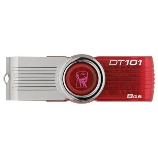 Kingston 8GB DataTraveler 101 G2 DT101G2/8GBZ USB 2.0 Flash Drive