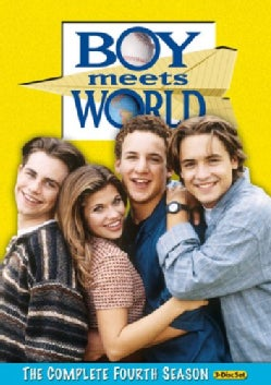 Boy Meets World: Season 4 (DVD)