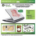 Cricut Imagine Full Adhesive-backed Printable Vinyl (Pack of 15)