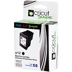 Cricut Imagine HP Black Print Cartridge