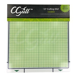 Cgull 12x12-inch Cricut Imagine Style Cutting Mats (Pack of 2)