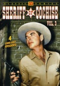 Sheriff of Cochise Vol 3 (DVD)