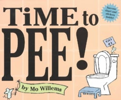 Time to Pee! (Hardcover)