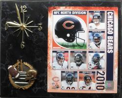 Chicago Bears Clock