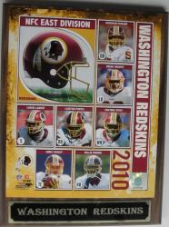 Washington Redskins Photo Plaque