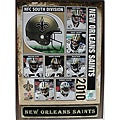 New Orleans Saints Photo Plaque