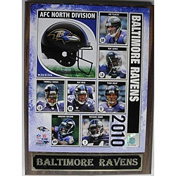 Baltimore Ravens Photo Plaque