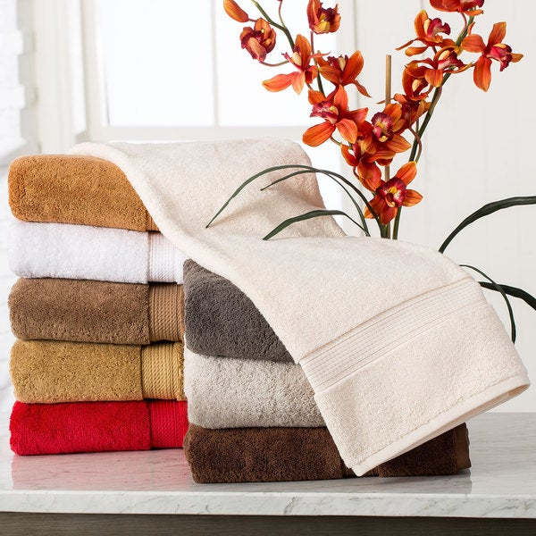 Superior Collection Luxurious 900 GSM Egyptian Cotton 6-piece Towel Set