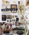 Creative Walls: How to Display and Enjoy Your Treasured Collections (Hardcover)