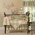 Sweet Jojo Designs Baby Annabel Antique Floral 9-piece Crib Bedding Set