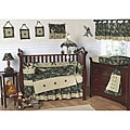 Sweet Jojo Designs Green Camo 9-piece Crib Bedding Set