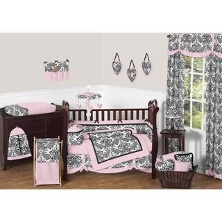 Sophia 9-piece Crib Bedding Set