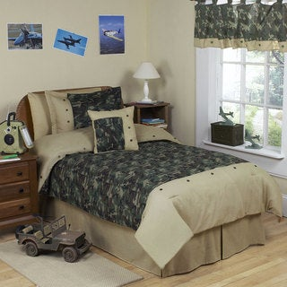 Sweet JoJo Designs Camo Comforter Set