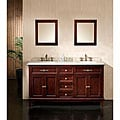 Duncan Granite Top Double Vanity By Ove Decors