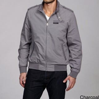 Members Only Men's Vintage Racer Jacket