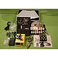 Design Element Emerpac Professional 4-Gun Tattoo Machine Kit