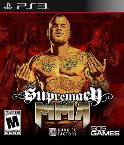 PS3 - Supremacy MMA - By 505 Games