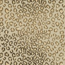 Safavieh Paradise Leopard Cream Viscose Rug (7'10' x 11'2)