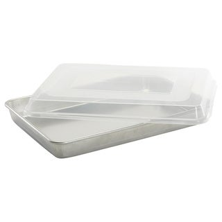 Nordic Ware Hi-side Sheet Cake Baking (Refurbished)
