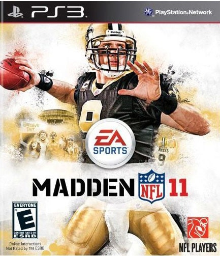 PS3 - Madden NFL 11 (Pre-Played)