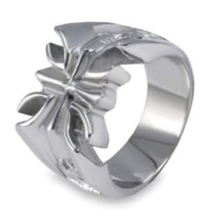 Stainless Steel Cutout Ring