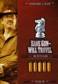 Have Gun Will Travel: Season 5 Vol. 1 (DVD)