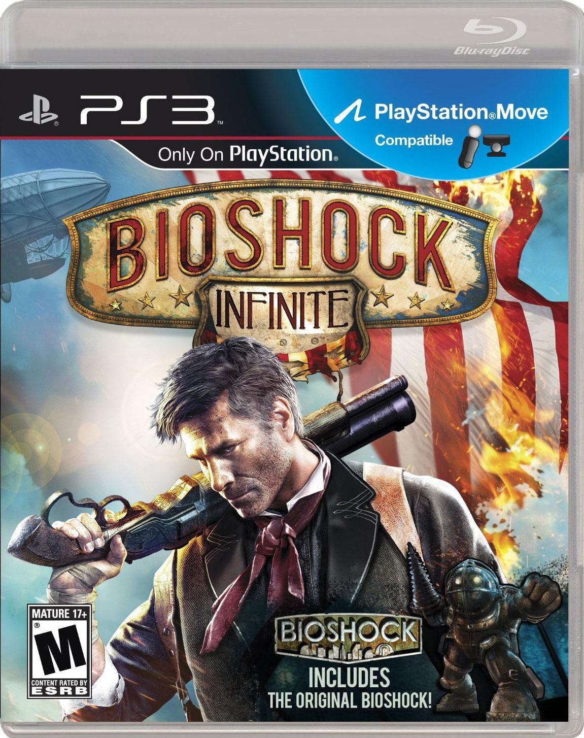 PS3 - Bioshock Infinite