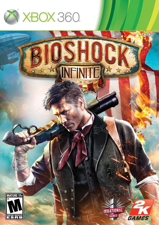 Xbox 360 - Bioshock Infinite