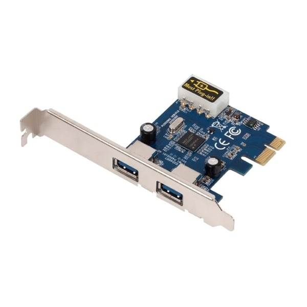 U.S. Robotics USR8402 2-port PCI Express USB Adapter