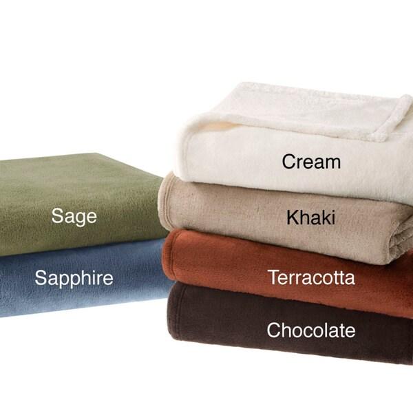 Microtec Plush Blanket