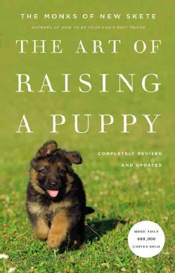The Art of Raising a Puppy (Hardcover)
