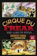 Cirque Du Freak 10: The Lake of Souls (Paperback)