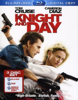 Knight And Day (Blu-ray/DVD)