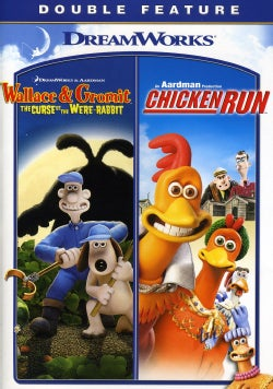 Wallace & Gromit: The Curse of the Were-Rabbit/Chicken Run (DVD)