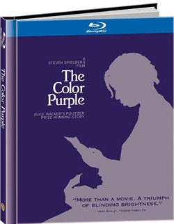 The Color Purple DigiBook (Blu-ray Disc)