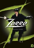 Zorro: The Complete Season 4 (DVD)