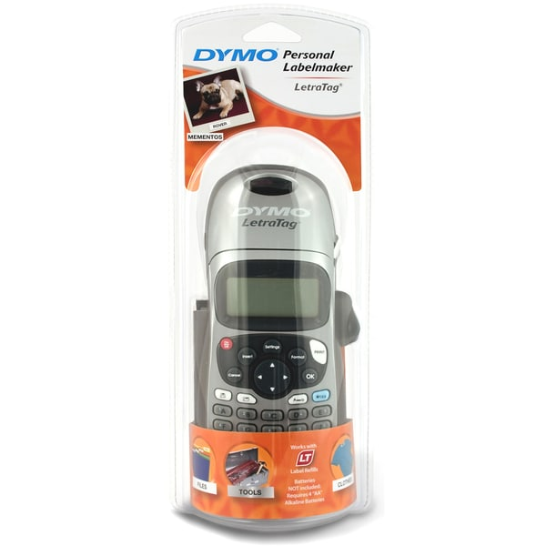 Sanford Brands 1749027 Dymo LetraTag LT-100H Electronic Label Maker