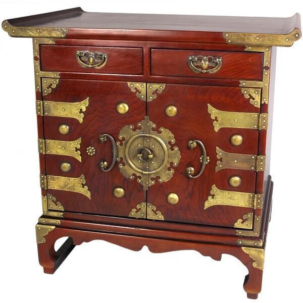 Brass Cabinet (China)