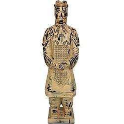 Resin Xian Tomb Warrior Statue (China)
