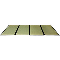 Rush Grass Small Folding Tatami Mat (China)