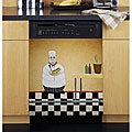 Appliance Art 'Chef' Dishwasher Cover