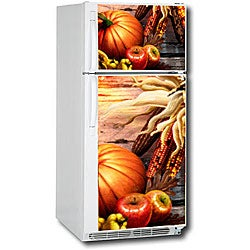 Appliance Art 'Fall Harvest' Refrigerator Cover